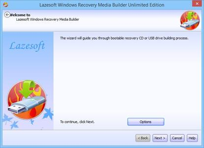Lazesoft Windows Recovery 4.2.0.1 Unlimited Edition Portable