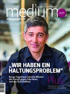 Medium Magazin - April 2018