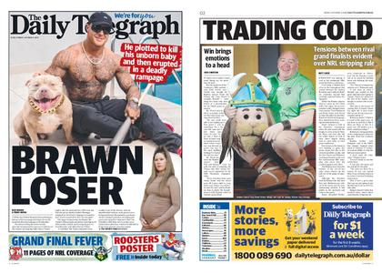 The Daily Telegraph (Sydney) – October 04, 2019