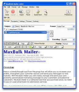 MaxBulk Mailer Pro 8.7 Multilingual