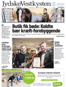 JydskeVestkysten Varde – 13. november 2019