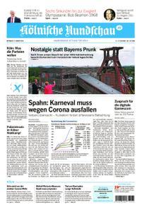 Kölnische Rundschau Wipperfürth/Lindlar – 19. August 2020