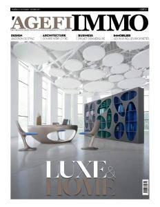 Agefi Immo - Septembre-Octobre 2017