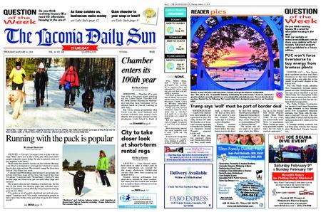 The Laconia Daily Sun – January 31, 2019