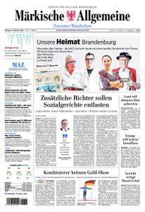 Märkische Allgemeine Zossener Rundschau - 23. Februar 2018