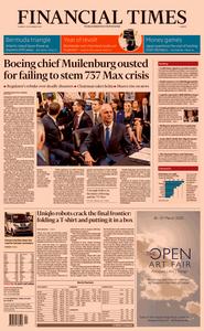Financial Times Europe – 24 December 2019