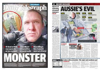 The Daily Telegraph (Sydney) – March 16, 2019