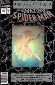 For PostalPops Amazing Spider-Man 365 cbz