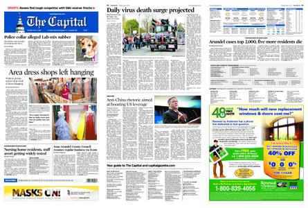 The Capital – May 05, 2020