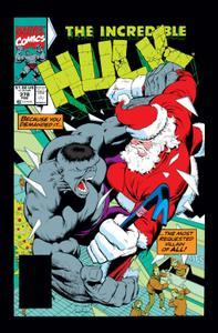 Incredible Hulk 378 1991