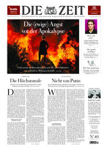 Die Zeit - 24. September 2020