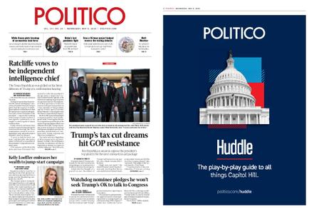 Politico – May 06, 2020