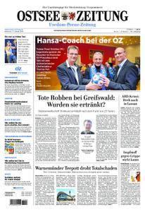 Ostsee Zeitung Wolgast - 17. Januar 2018