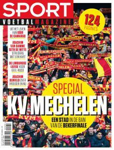 Sport Voetbal Magazine - 24 April 2019
