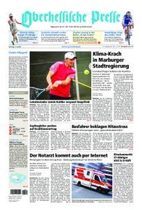 Oberhessische Presse Marburg/Ostkreis - 09. Juli 2019