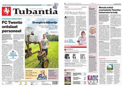 Tubantia - Hengelo – 24 juni 2020