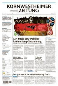 Kornwestheimer Zeitung - 14. Juni 2018