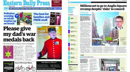Eastern Daily Press – January 16, 2020