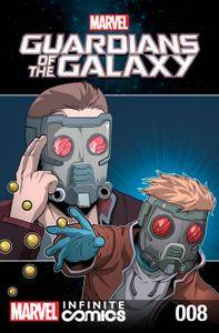 Guardians of the Galaxy - Awesome Mix Infinite Comic 008 2017 digital