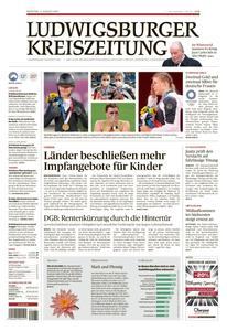 Ludwigsburger Kreiszeitung LKZ - 03 August 2021