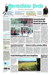 Oberhessische Presse Marburg/Ostkreis - 10. April 2018
