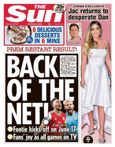 The Sun UK - 29 May 2020