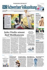 Schweriner Volkszeitung Hagenower Kreisblatt - 06. November 2018