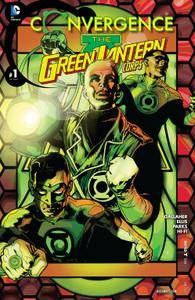 Convergence - Green Lantern Corps 01 of 02 2015 digital