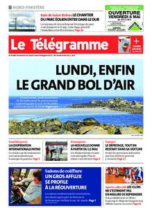 Le Télégramme Brest – 08 mai 2020