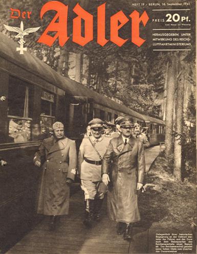 Der Adler № 19 1941