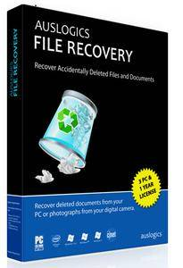 Auslogics File Recovery 8.0.3 Multilingual + Portable