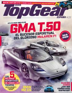 BBC Top Gear España - septiembre 2020