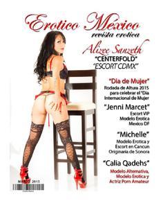Erotico Mexico - Marzo 2015