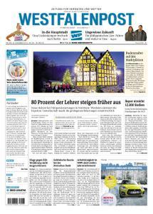 Westfalenpost Wetter - 30. November 2018