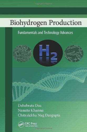 Biohydrogen Production: Fundamentals and Technology Advances (repost)