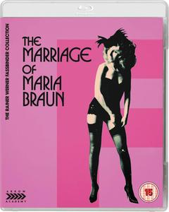 The Marriage of Maria Braun (1978)