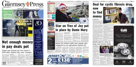 The Guernsey Press – 18 November 2019