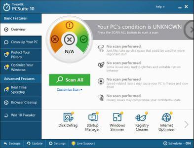 TweakBit PCSuite 10.0.24.0 Multilingual