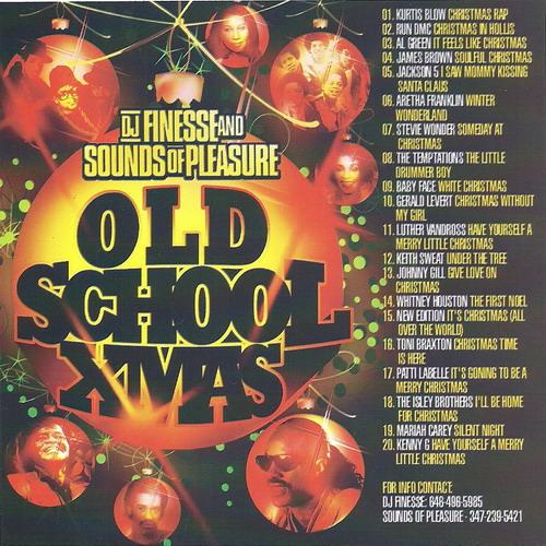 VA - DJ Finesse & Sounds of Pleasure - Old School Xmas (2009)