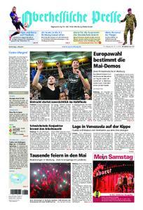Oberhessische Presse Marburg/Ostkreis - 02. Mai 2019