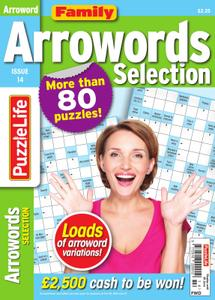 Family Arrowords Selection – 01 May 2019