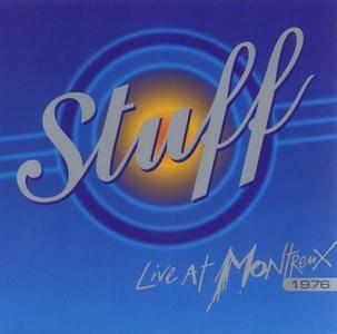 Stuff - Live At Montreux 1976 (2012) {Eagle Records ER 20142-2}