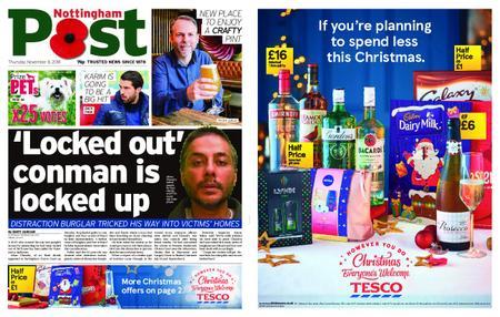 Nottingham Post – November 08, 2018
