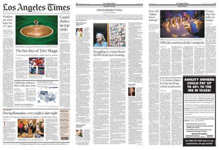 Los Angeles Times – May 03, 2021