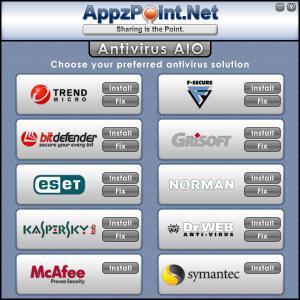 Antivirus AIO