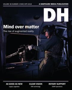 Defence Helicopter - March/April 2019
