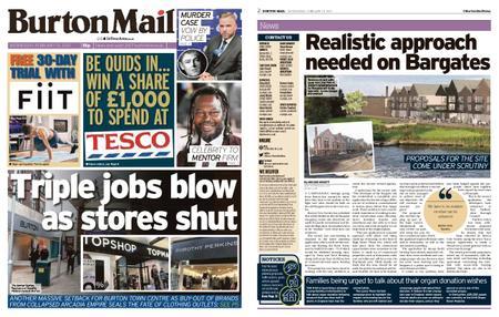 Burton Mail – February 10, 2021