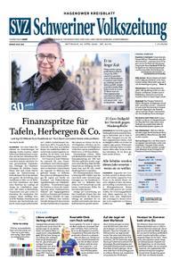 Schweriner Volkszeitung Hagenower Kreisblatt - 22. April 2020