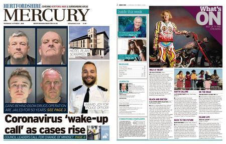 Hertfordshire Mercury – October 01, 2020