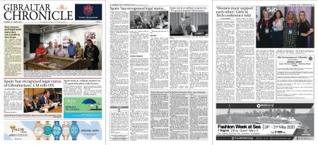 Gibraltar Chronicle – 18 June 2019
